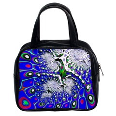 Fractal Fantasy 717c Classic Handbags (2 Sides) by Fractalworld
