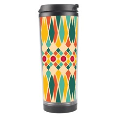 Festive Pattern Travel Tumbler by linceazul