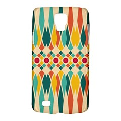 Festive Pattern Galaxy S4 Active by linceazul