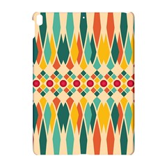 Festive Pattern Apple Ipad Pro 10 5   Hardshell Case by linceazul
