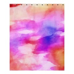 Colorful Abstract Pink And Purple Pattern Shower Curtain 60  X 72  (medium)  by paulaoliveiradesign