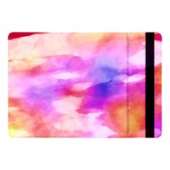 Colorful Abstract Pink And Purple Pattern Apple Ipad Pro 10 5   Flip Case