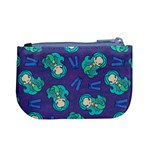 Mermaids and Pants Coin Change Purse Back