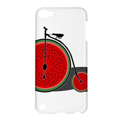 Watermelon Bicycle  Apple Ipod Touch 5 Hardshell Case