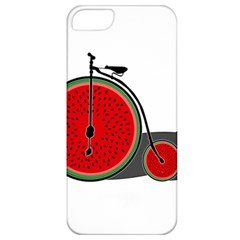 Watermelon Bicycle  Apple Iphone 5 Classic Hardshell Case