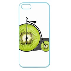 Kiwi Bicycle  Apple Seamless Iphone 5 Case (color) by Valentinaart