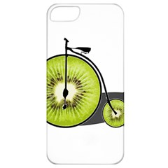 Kiwi Bicycle  Apple Iphone 5 Classic Hardshell Case by Valentinaart