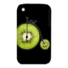 Kiwi Bicycle  Iphone 3s/3gs by Valentinaart
