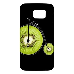 Kiwi Bicycle  Galaxy S6 by Valentinaart