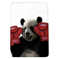 Boxing Panda  Flap Covers (l)  by Valentinaart