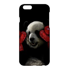 Boxing Panda  Apple Iphone 6 Plus/6s Plus Hardshell Case by Valentinaart