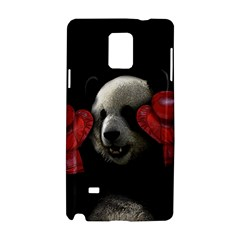 Boxing Panda  Samsung Galaxy Note 4 Hardshell Case