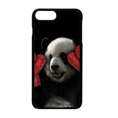 Boxing Panda  Apple Iphone 7 Plus Seamless Case (black) by Valentinaart