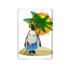 Tropical Penguin Ipad Mini 2 Hardshell Cases by Valentinaart
