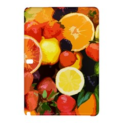 Fruits Pattern Samsung Galaxy Tab Pro 10 1 Hardshell Case by Valentinaart