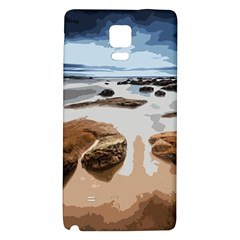 Landscape Galaxy Note 4 Back Case