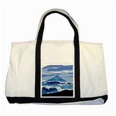 Landscape Two Tone Tote Bag