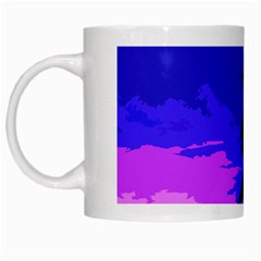 Landscape White Mugs