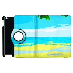 Landscape Apple Ipad 3/4 Flip 360 Case