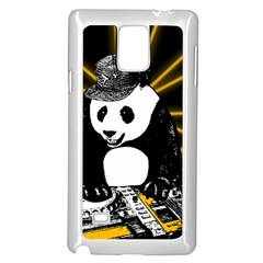 Deejay Panda Samsung Galaxy Note 4 Case (white)