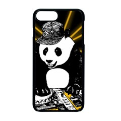 Deejay Panda Apple Iphone 7 Plus Seamless Case (black) by Valentinaart