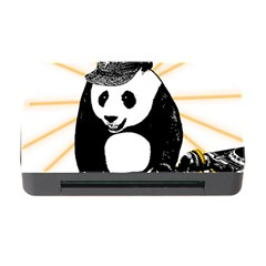 Deejay Panda Memory Card Reader With Cf by Valentinaart