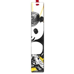 Deejay Panda Large Book Marks by Valentinaart