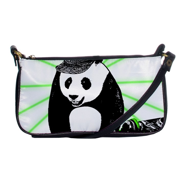 Deejay panda Shoulder Clutch Bags