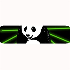 Deejay Panda Large Bar Mats by Valentinaart