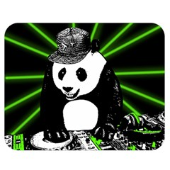 Deejay Panda Double Sided Flano Blanket (medium)