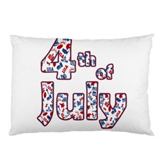 4th Of July Independence Day Pillow Case (two Sides)