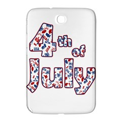 4th Of July Independence Day Samsung Galaxy Note 8 0 N5100 Hardshell Case  by Valentinaart