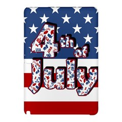4th Of July Independence Day Samsung Galaxy Tab Pro 10 1 Hardshell Case