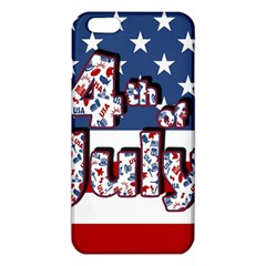 4th Of July Independence Day Iphone 6 Plus/6s Plus Tpu Case