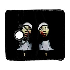 Horror Nuns Galaxy S3 (flip/folio) by Valentinaart