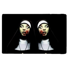 Horror Nuns Apple Ipad Pro 9 7   Flip Case by Valentinaart