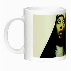 Horror Nuns Night Luminous Mugs
