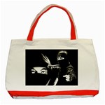 Ninja Classic Tote Bag (Red) Front
