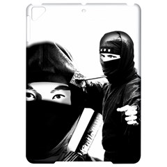 Ninja Apple Ipad Pro 9 7   Hardshell Case by Valentinaart