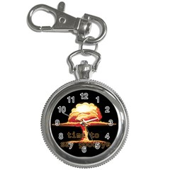 Nuclear Explosion Key Chain Watches