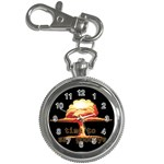 Nuclear Explosion Key Chain Watches Front