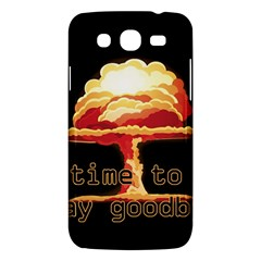 Nuclear Explosion Samsung Galaxy Mega 5 8 I9152 Hardshell Case  by Valentinaart