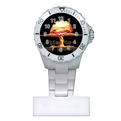 Nuclear Explosion Plastic Nurses Watch