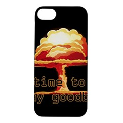 Nuclear Explosion Apple Iphone 5s/ Se Hardshell Case by Valentinaart