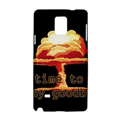 Nuclear Explosion Samsung Galaxy Note 4 Hardshell Case