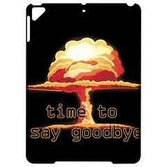 Nuclear Explosion Apple Ipad Pro 9 7   Hardshell Case by Valentinaart