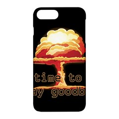 Nuclear Explosion Apple Iphone 7 Plus Hardshell Case