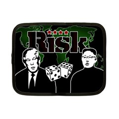 Nuclear Explosion Trump And Kim Jong Netbook Case (small)
