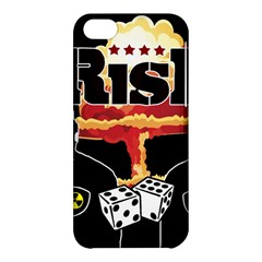 Nuclear Explosion Trump And Kim Jong Apple Iphone 5c Hardshell Case by Valentinaart