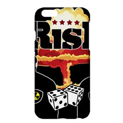 Nuclear Explosion Trump And Kim Jong Apple Iphone 6 Plus/6s Plus Hardshell Case